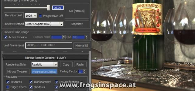 PowerPreview: High Quality Nitrous Previews ( 3ds Max )