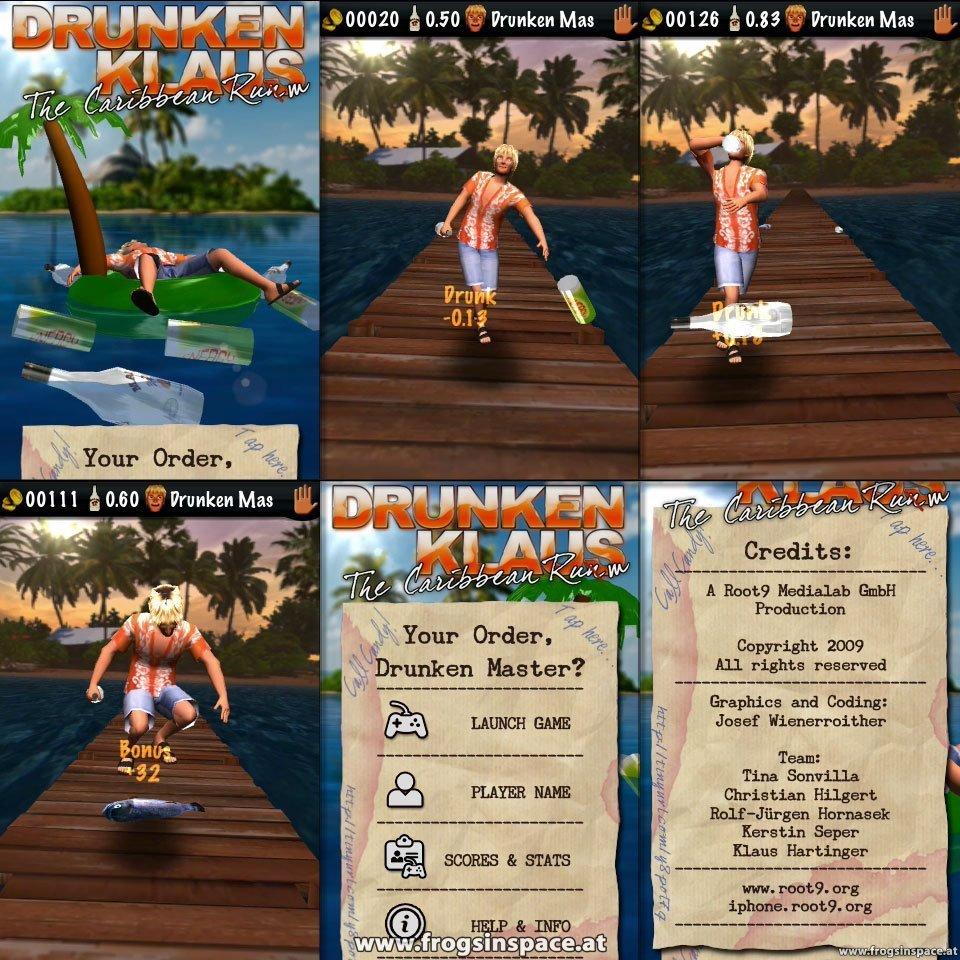 Drunken Klaus 3D: Ingame screenshots
