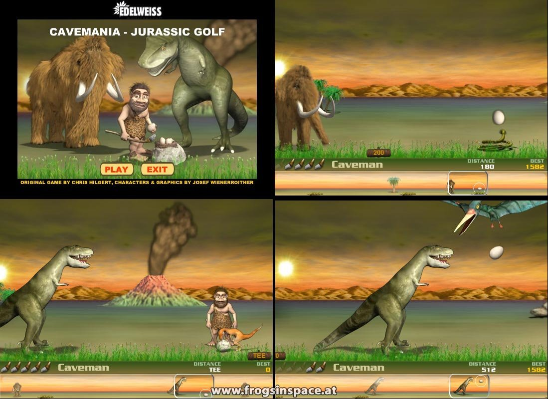 2006_CM_screenshot_jurassic_golf