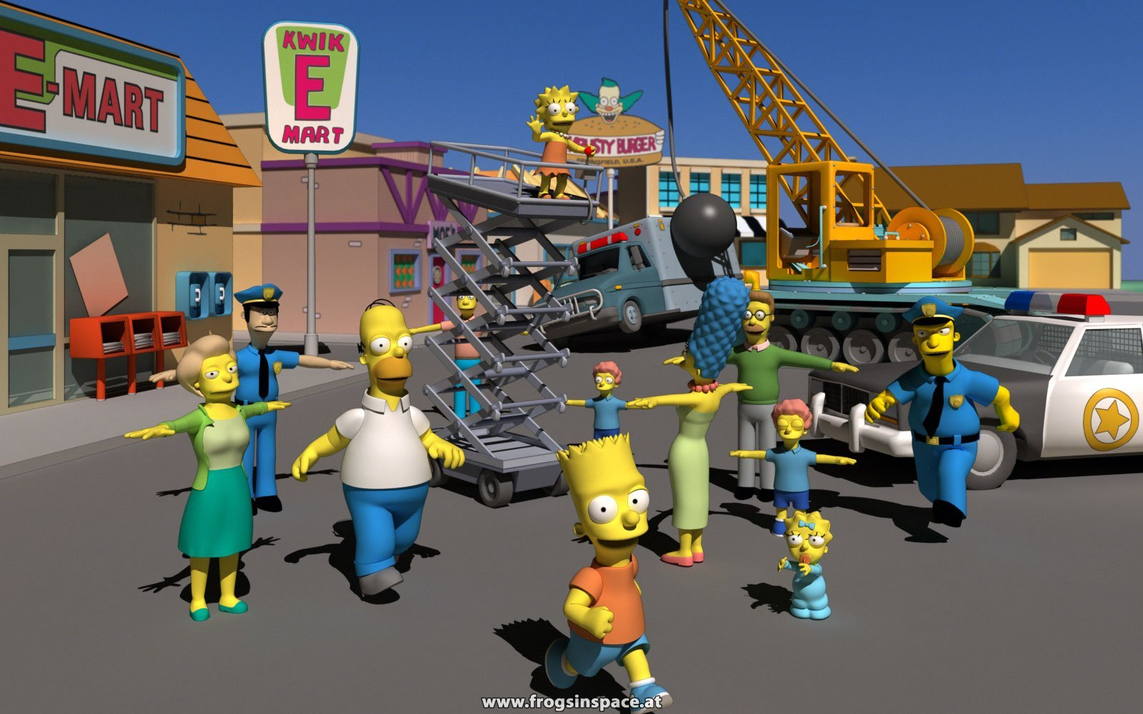 2007_Simpsons_Char_PreviewStage_All