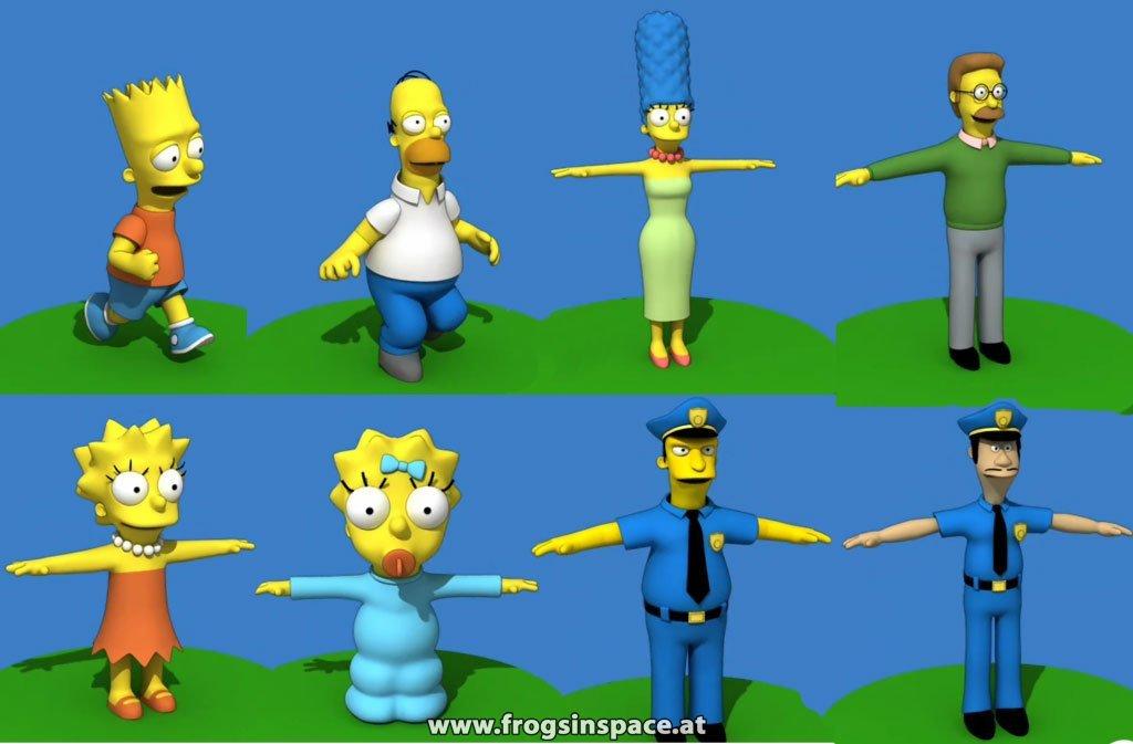 2007_Simpsons_Simpson_Chars
