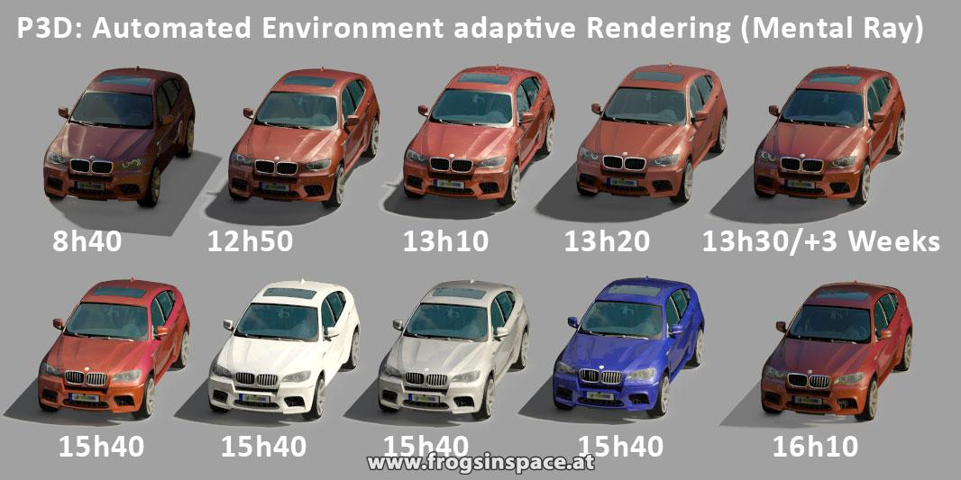 P3D_Cars_At_DifferenteTime